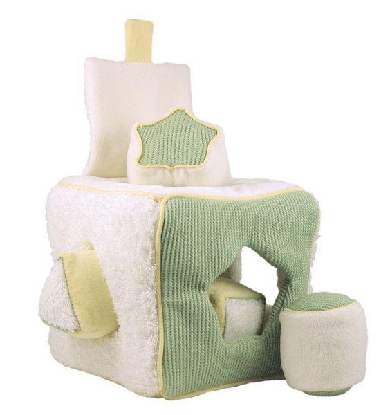 Organic Cotton Soft Shape Sorter