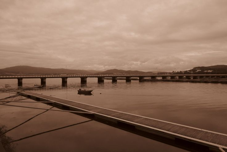 Bridge over the Coura River (Caminha)