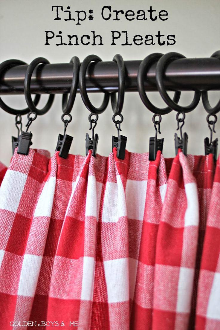 Best 25+ Red Kitchen Curtains Ideas On Pinterest | Farmhouse Style Kitchen  Curtains, Checker Curtains And Blue Kitchen Curtains