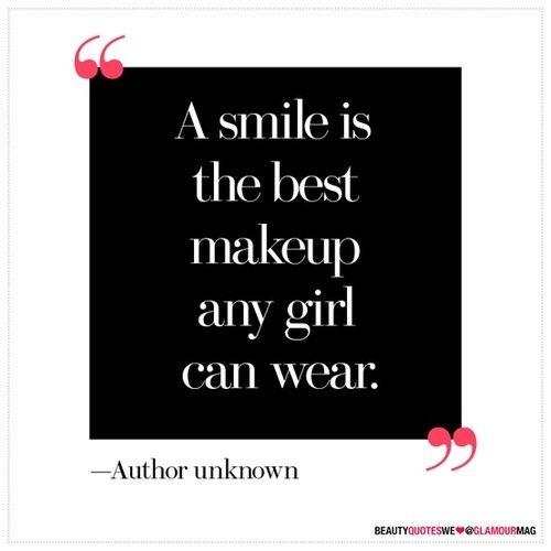 quotes & citazioni www.ireneccloset.com always smile!!