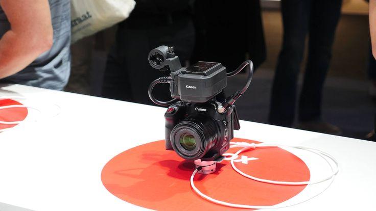 Nuova Canon XC15