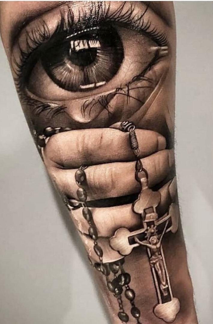 80 Realistic Tattoos for You to Get Inspired | TopTatuages