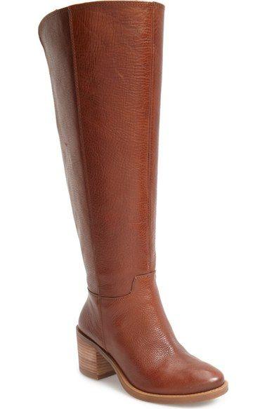 Lucky Brand Ritten Tall Boot (Women) (Wide Calf) available at #Nordstrom