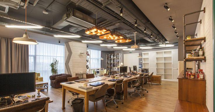 office interior deisgn by PickTwo