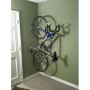 Wall Mounted Bike Rack from Amazon!