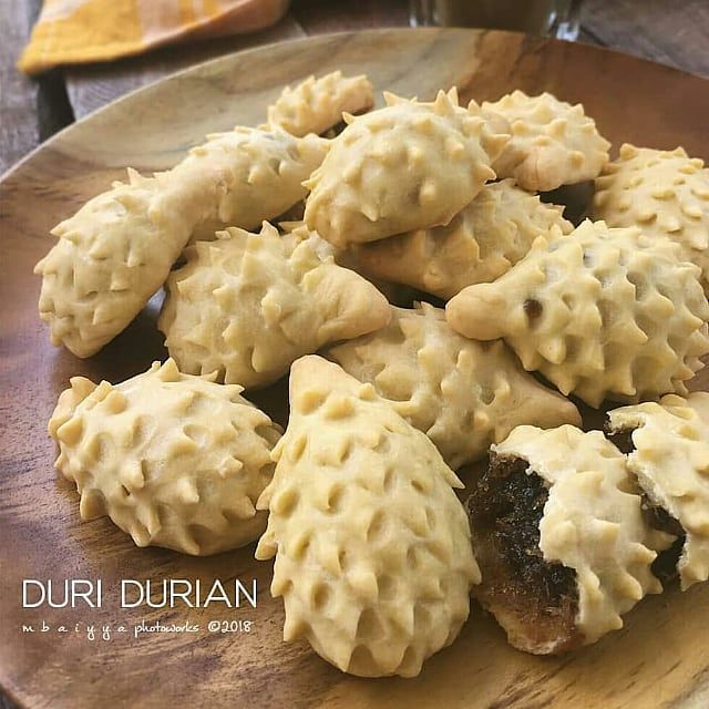 Duri Durian Khas Makassar Ala Mbaiyya Ini Kukis Tradisional Ya Dulu Waktu Tinggal Di Makassar Sering Banget Nemu Kue Ini One Of M Resep Kue Kering Adonan