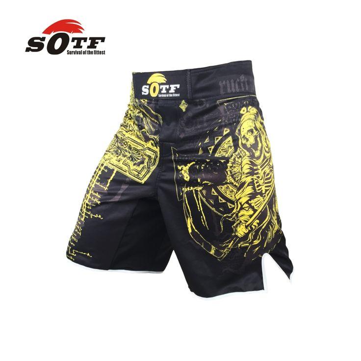 SOTF мма шорты боксерские шорты боксерские сундуки брюки мма брок леснар короткие мма бой шорты преторианец муай тай бокс преторианец