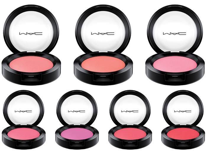 MAC Flamingo Park Spring 2016 Collection   Powder Blush – Limited Edition