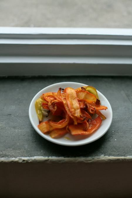 Chips di carote: la ricetta per prepararle in casa