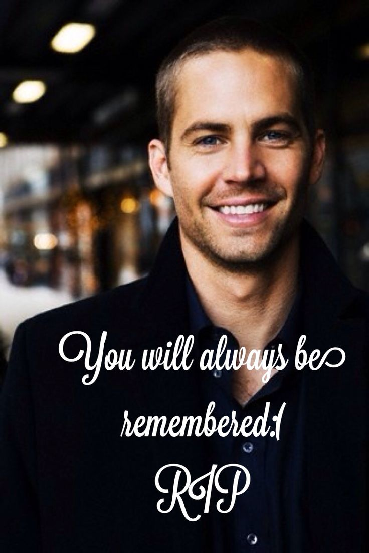 #RIP #paulwalker :( can't believe it.                                                                                                                                                                                 More