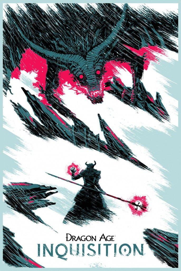 Matt Griffin - Dragon Age Inquisition