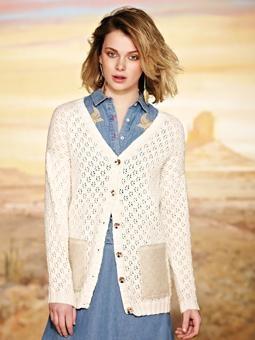 42 best KNITTING cardigan 4ply images on Pinterest | Knitting ...