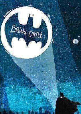 "HaHa! I LOVE being a nerd! ... Yum Yum ""Bat-Coffee."" FROM: http://media-cache-ak0.pinimg.com/originals/0b/cd/0e/0bcd0e4fda9d9f228c6fceb2b1d46b4f.jpg"