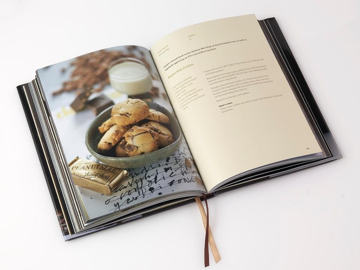 Whittakers Chocolate Cook Book