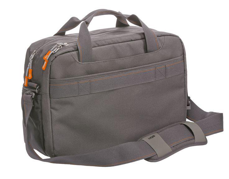 quantum small laptop shoulder bag - 0