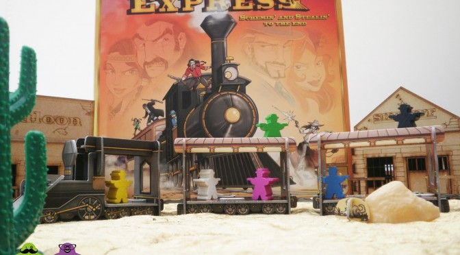 Colt Express – Review | Board Together
