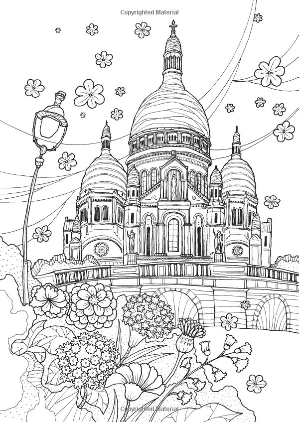 Lovely Coloring Book Wallpaper Thick 3d Coloring Book Round The Color Purple Book Summary Hip Hop Coloring Book Young Little Mermaid Coloring Book YellowLion King Coloring Book 749 Best ✐Adult Colouring~Buildings~Houses ~ Cityscapes~Landmarks ..