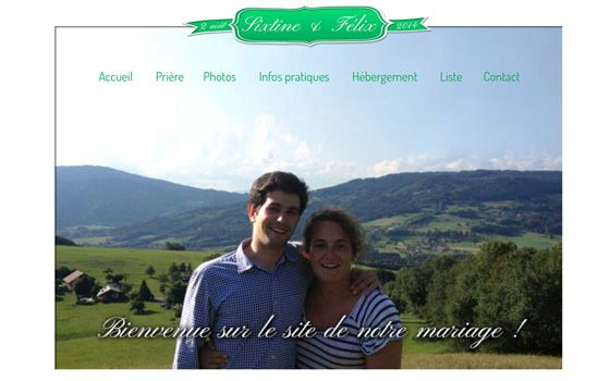 Mariage de Sixtine et Félix > www.benedictebruel.fr/sixtfelix