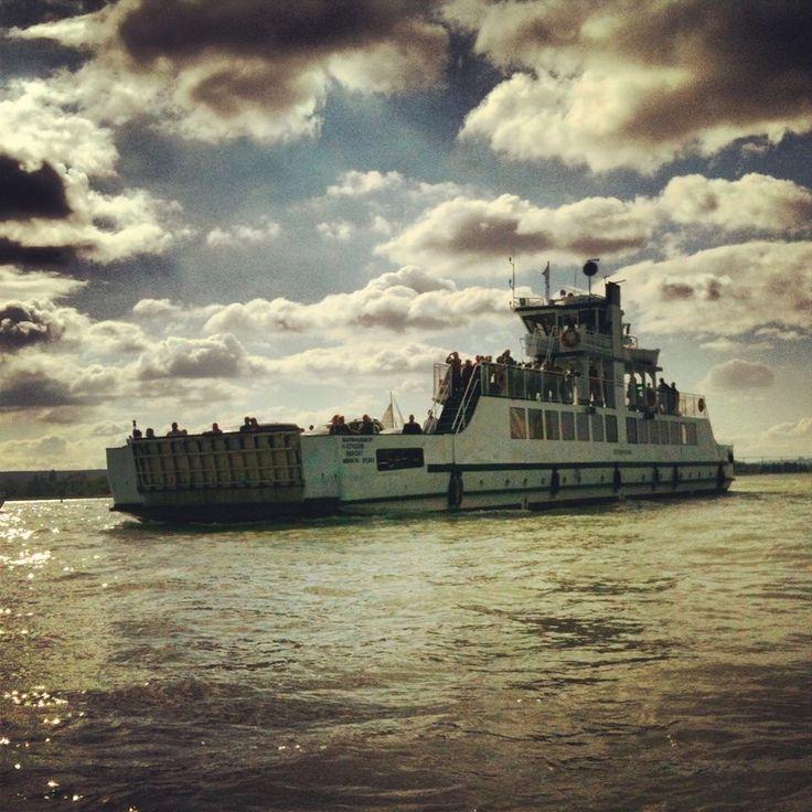 Tihany ferry