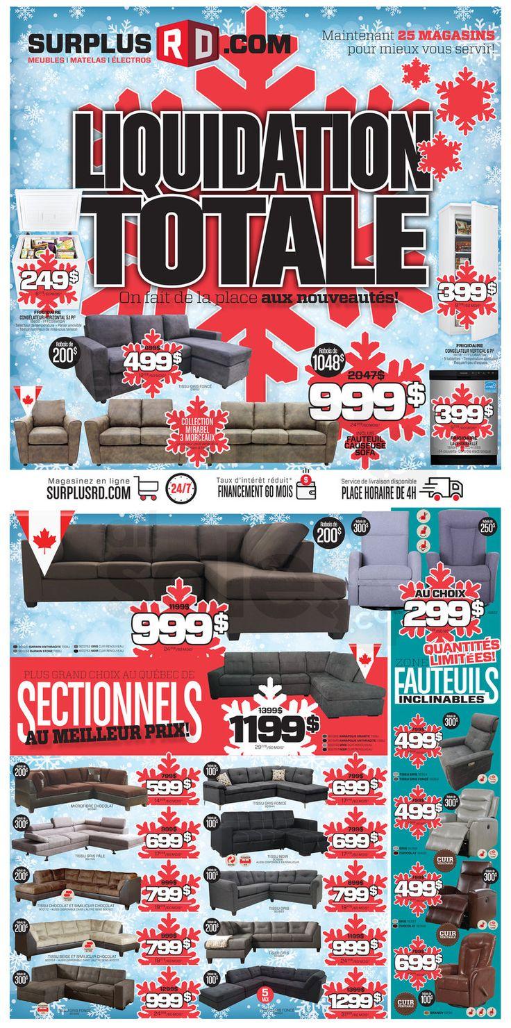 Méga liquidation annuelle d'inventaire  | lesventes.ca