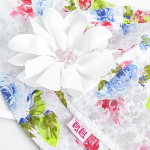 Flower with crystals! Kwiat z kryształkami!