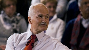 RIP Jack Layton. So sad to hear the news this morning. :(