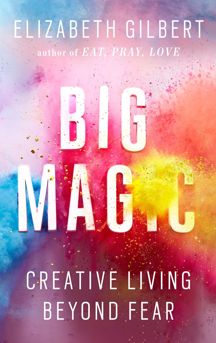 Self-doubt and anxiety plague many creatives, either to the point we stop sharing our work or quit creating altogether. Big Magic encourages you to live a creative life.