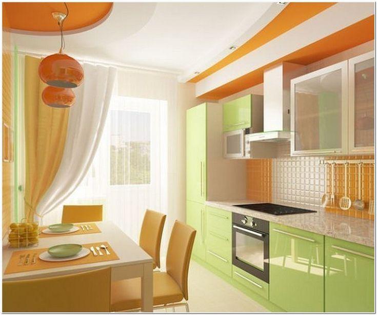 Дизайн кухни 9 кв. метров: стили, планировка, советы (47 фото). | Дизайн кухни, интерьер, ремонт, фото.