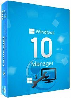 Download Windows 10 manager terbaru versi 1.0.9 full version with crack, keygen dan serial license key, Software untuk mengoptimalkan kinerja Windows 10