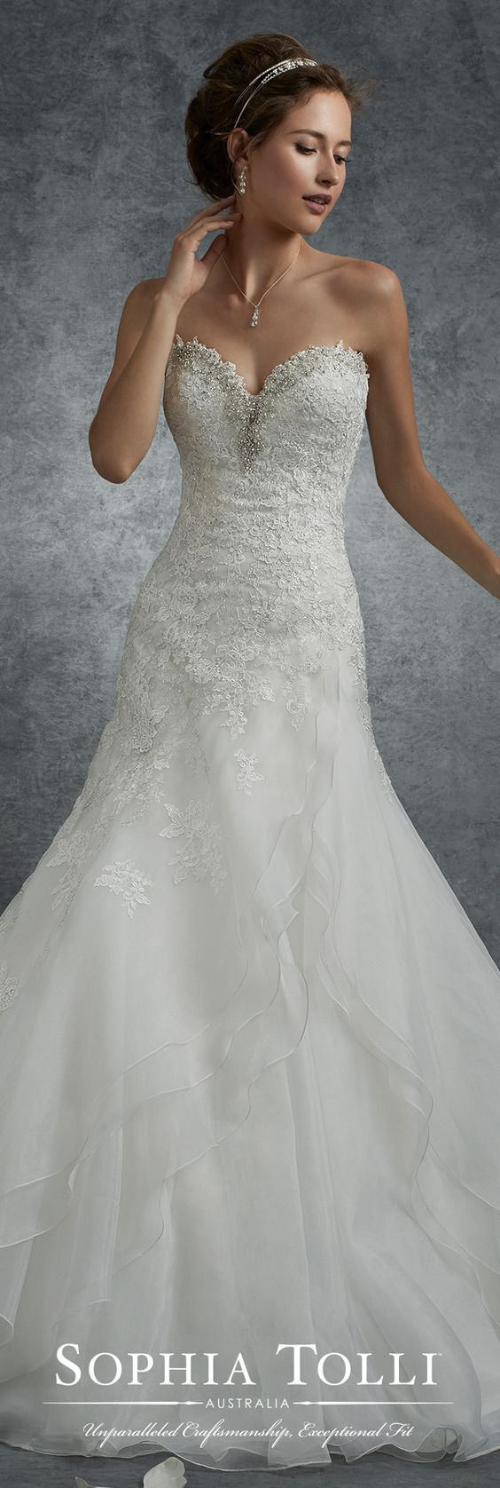 Fabulous Wedding Dress Inspiration Sophia Tolli