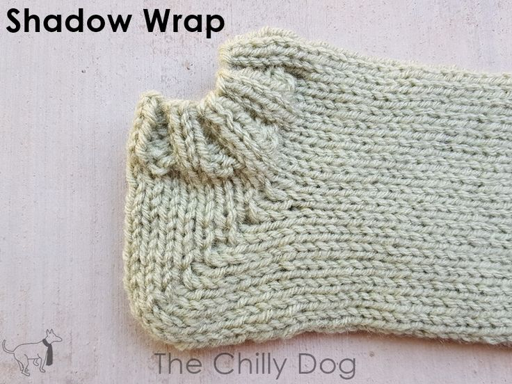 Knitting Wrap And Turn Stitch : Best knitting short rows ideas on pinterest wrap and