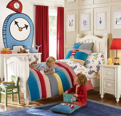 Dr. Seuss: Toddlers Rooms, Boys Bedrooms, Boys Rooms, Themed Rooms, Bedrooms Idea, Dr. Seuss, Pottery Barns, Dr. Suess, Kids Rooms
