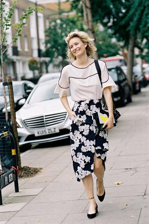 The Unexpected Floral Trend That Is Taking Over — Bloglovin'—the Edit
