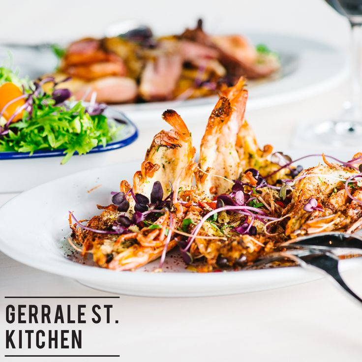 Interested in Instagram advertising? Here's an ad we used for the Gerrale St Kitchen campaign. Yum!