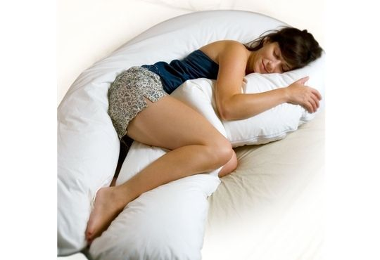 The Comfort-U Body Pillow $99.95 designed by Jean Kelly, RN when she was diagnosed with firbromylagia. Great for relief from: maternity discomforts, fibromyalgia, arthritis and osteoporosis pain, back, neck and shoulder pain, restless sleep and for general pampering! http://www.dreamessentials.com/product-22/comfort-u-body-pillow