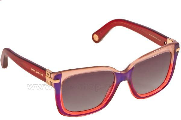 Γυαλια Ηλιου  Marc Jacobs MJ 507S 0MPBD BLBWRDBUR (DK GREY SF) Τιμή: 245,00 €