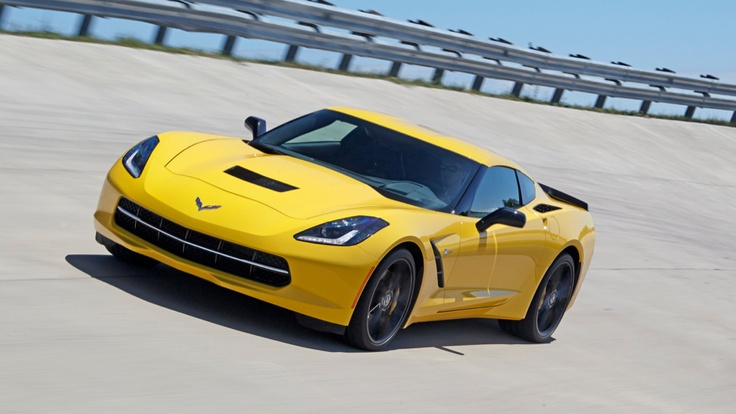 The 2014 Corvette Stingray Does 0 To 60 MPH In Just 3.8 Seconds