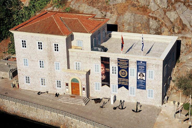 Hydra - Hydra Museum Historical Archives by www.hydra.gr/en/