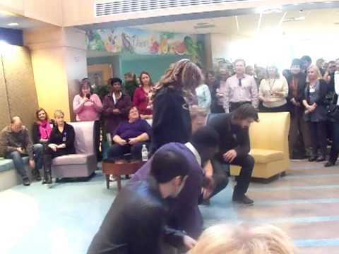 Pentatonix Performs at All Children's Hospital - YouTube