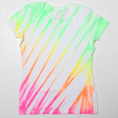 Neon Jungle T-shirt!! This would be cool for the Glow Run!!