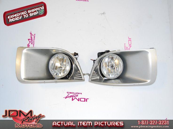 Impreza WRX 2004-2005 Foglights, JDM Fogs with Mounting Brackets and v8 Bezels.  Find this item on our website: https://www.jdmracingmotors.com/subaru/wrx-sti-parts-accessories/2218  Tags: #jdm #jdmracingmotors #wrxv8 #wrxversion8 #jdmfogs #jdmfogights #v8fogs #v8foglights