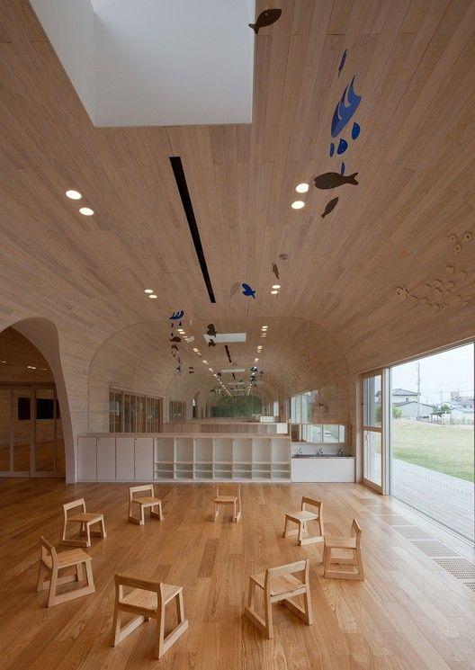 Leimond-Shonaka Nursery School,© Kurumata Tamotsu