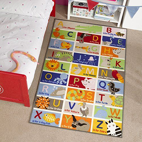 vibrant letters rug learn animals angelique rugs bright colourful kids baby room area with colours pdp alphabet abc
