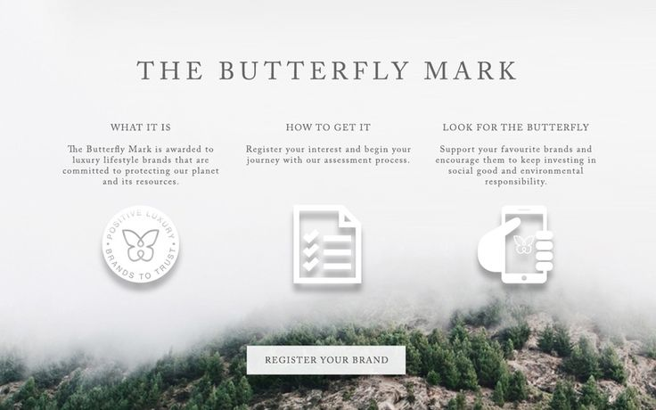 The Butterfly Mark