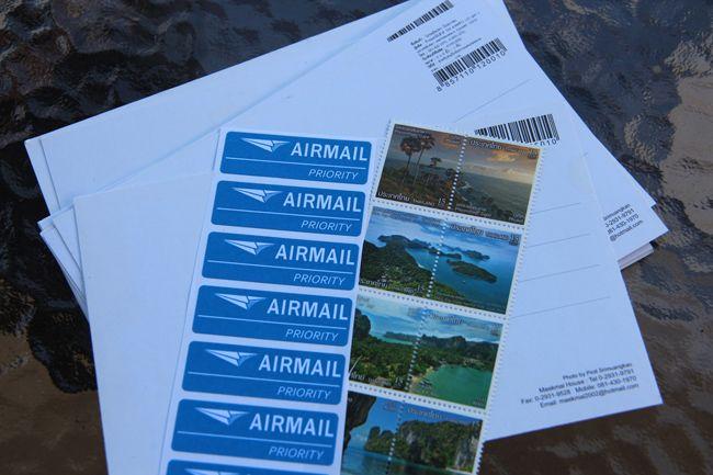 Картинках, как отправить открытку из тайланда в россию