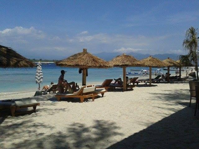 Good Heart Resort Gili Trawangan Party Island