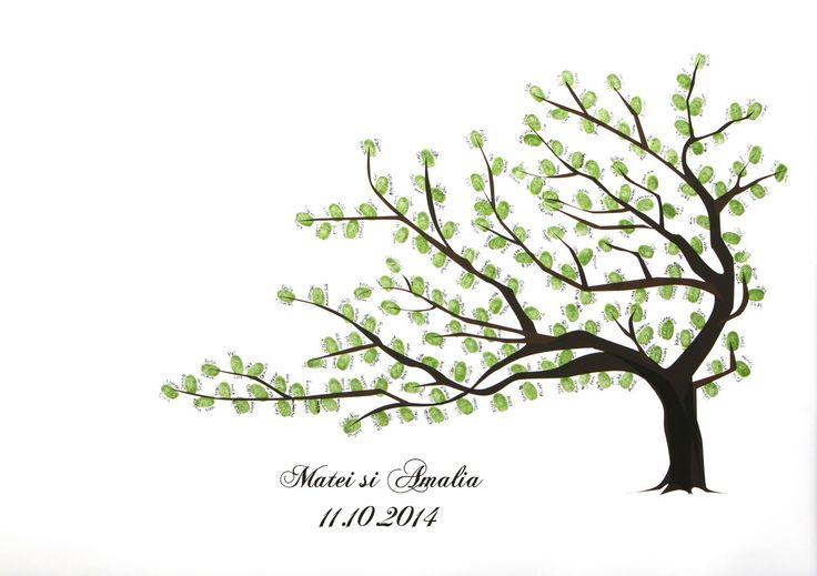 #copacul_amprentelor #tree #finger_print