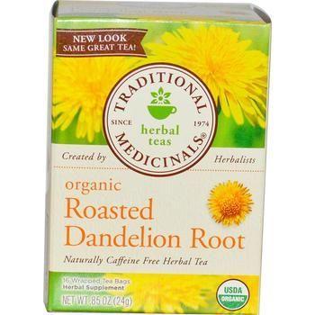 Traditional Medicinals Dandelion (6x16 BAG)