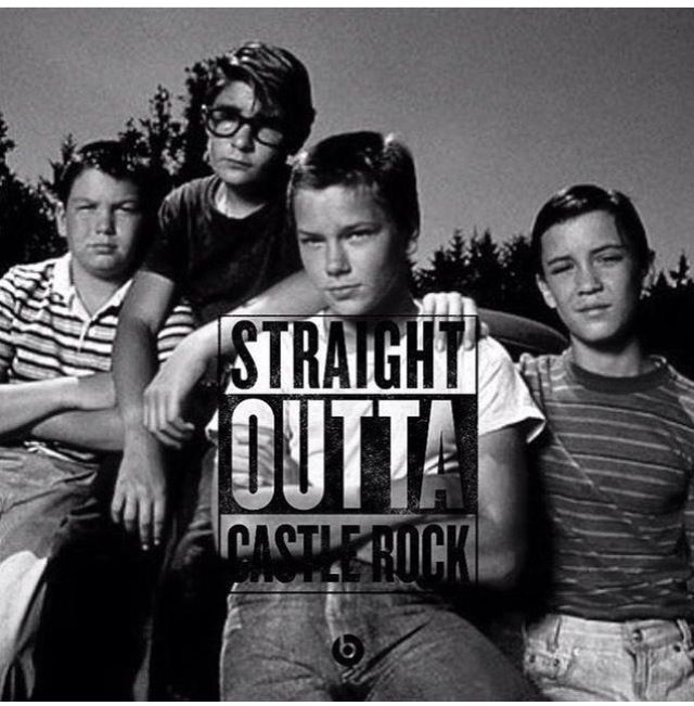 Straight outta Castle Rock – Stand by me