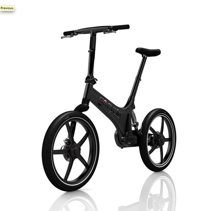 gocycle g2 | Velorution